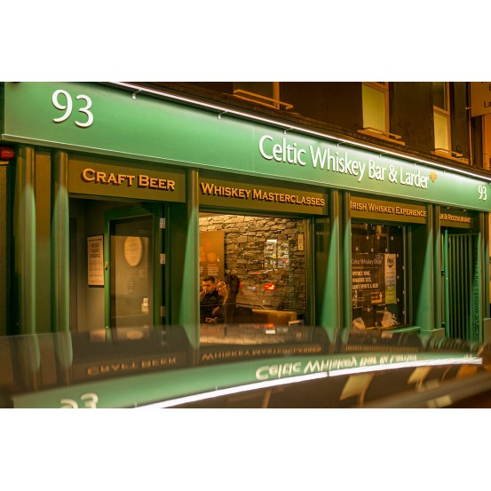 4 of Ireland's Top Young Chefs run Fundraiser at the Celtic Whiskey Bar