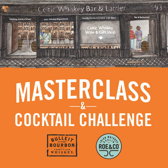 Bulleit American Whiskey Challenge