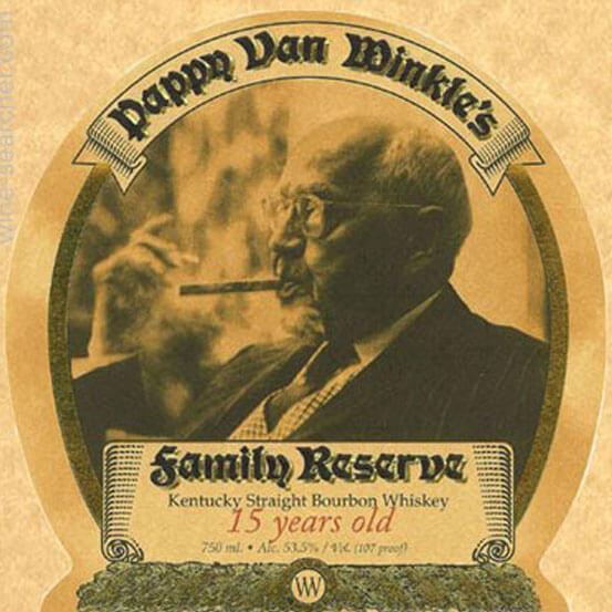 Pappy Van Winkle Tasting