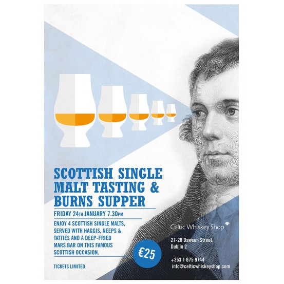 Burns Supper 2019