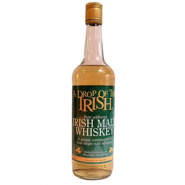 A Drop Of The Irish