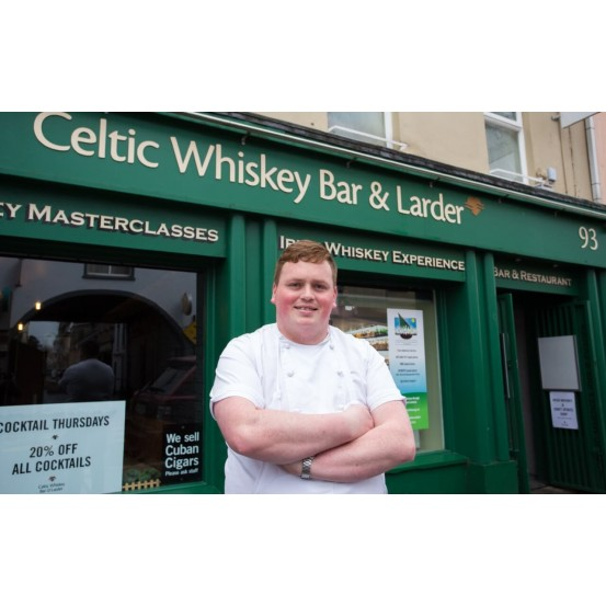 Jason Nolan joins the Celtic Whiskey Bar & Larder